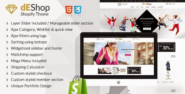 30 New Best Responsive Premium Templates 23 March 2015