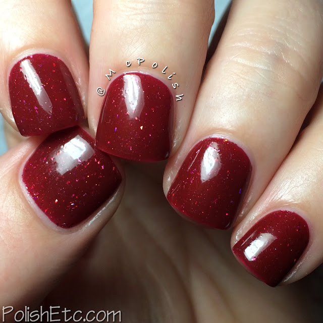 Lucky 13 Lacquer - Fury Road Collection - McPolish - I Live, I Die, I Live Again