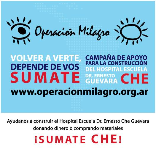 Operacion Milagro Argentina