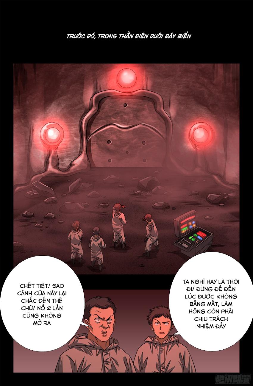 Huyết Ma Nhân Chap 353 - Trang 16