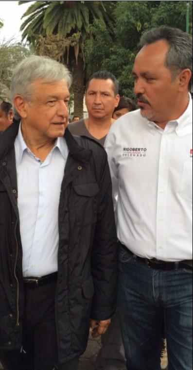 Como una «mentada» fue visto en Tláhuac respaldo de López a Salgado