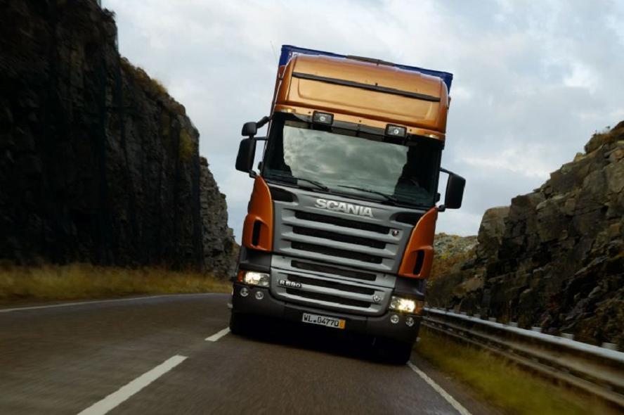 Etiketlercat Trucks Scania Truck Wallpaper