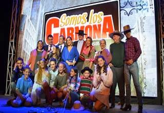 Ver Somos Los Carmona capítulo 86  TVN