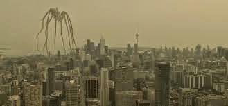 La ville de Toronto à la merci d'une araignée géante fantasmée dans Enemy de Denis Villeneuve