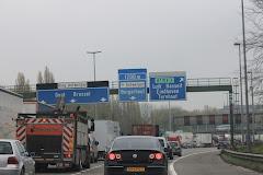 10: 12/4-12. Matka Hollannista Belgian läpi Saksaan Moselinlaaksoon.
