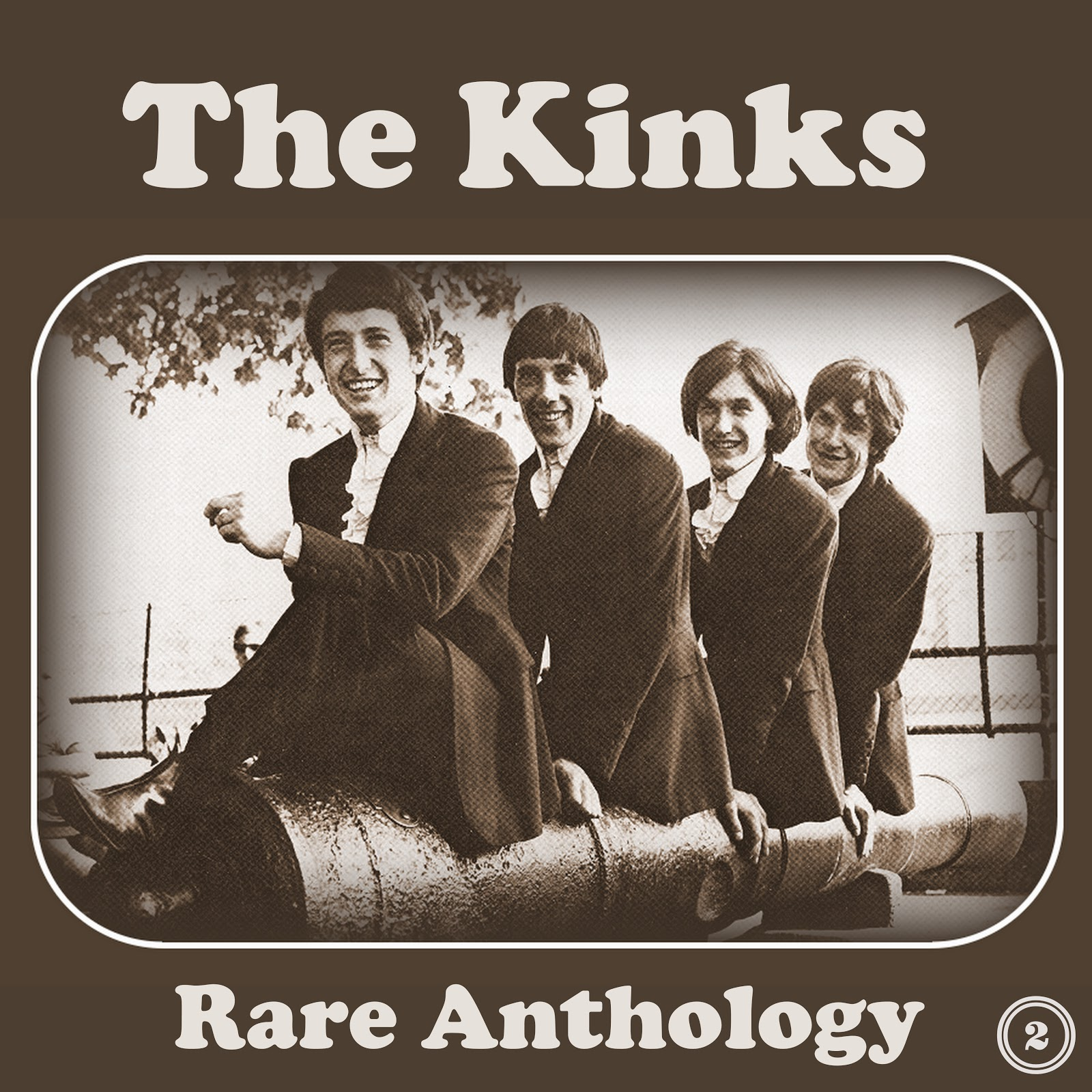 Kinks Anthology Of Recorded Events Volume One