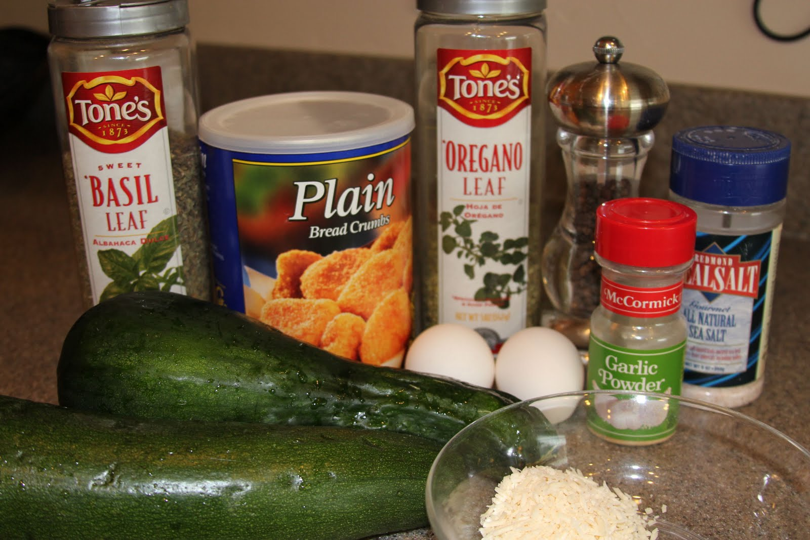Baked Zucchini Fries and dipping sauce - Cooking With Ruthie