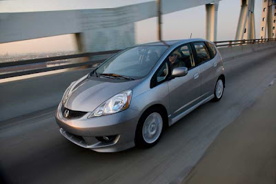 2011 Honda Fit Sport with Navigation - Subcompact Culture