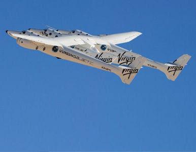 Turismo espacial começa nos próximos 2 anos