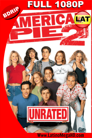 American Pie 2: Tu segunda vez es mejor (2001) Latino Full HD BDRIP 1080p ()