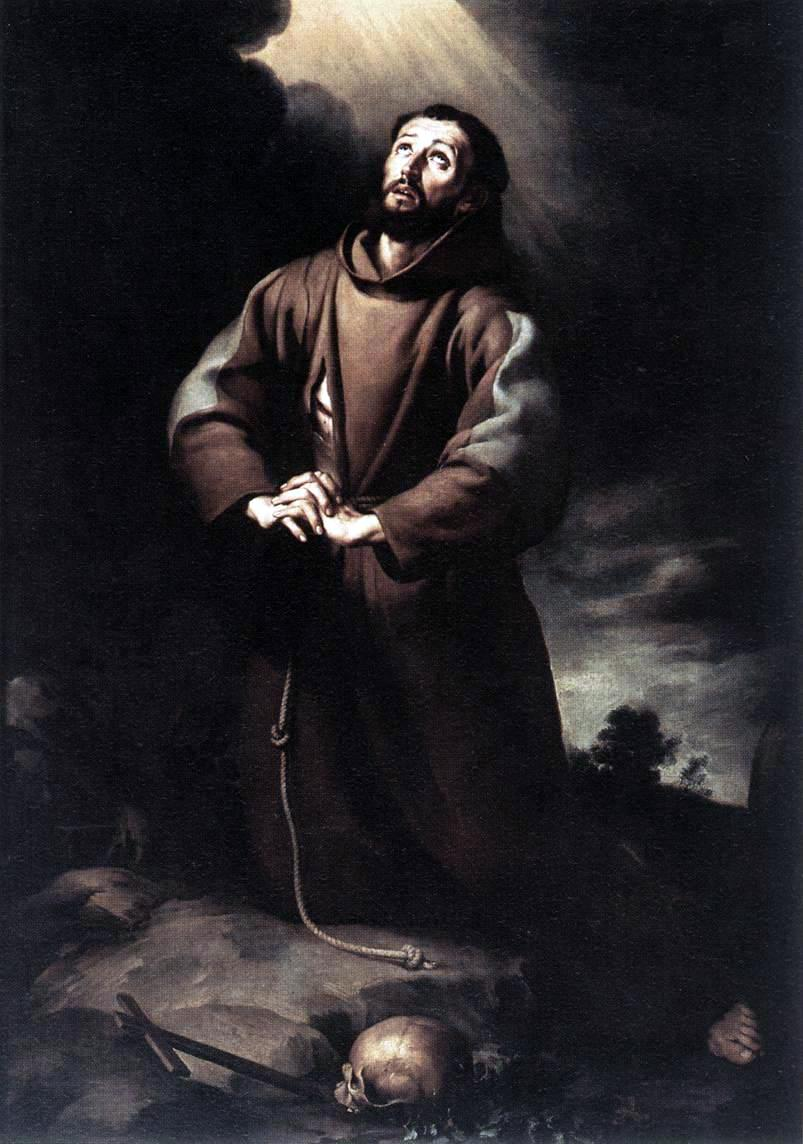 da mihi animas of the day francis of assisi