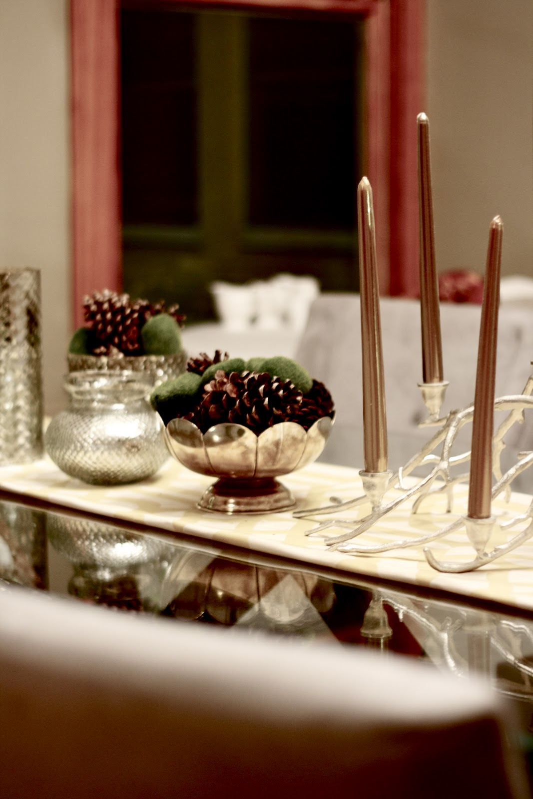Non-Floral Thanksgiving Table Decor ~ Craft and Couture, 1067x1600 in ...