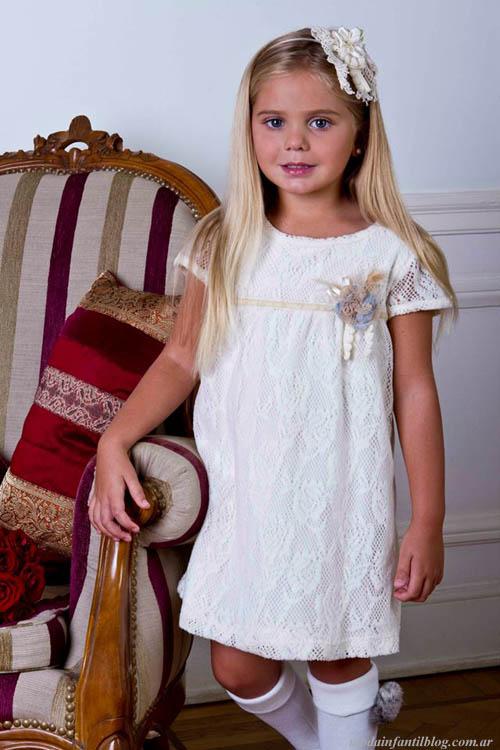 vestido niñas invierno 2013 anavana