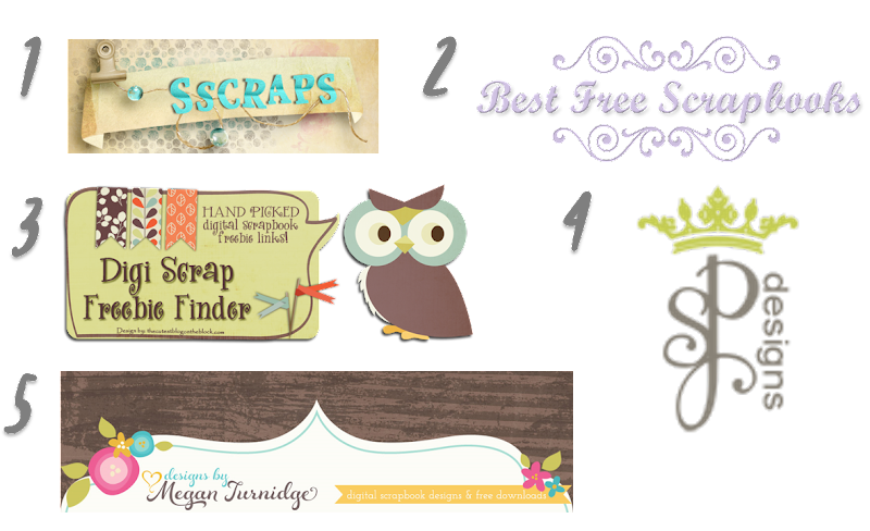scrapbooking digital freebies recursos