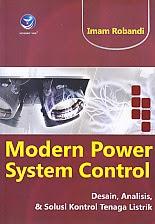 toko buku rahma: buku MODERN POWER SYSTEM CONTROL, pengarang imam robandi, penerbit andi
