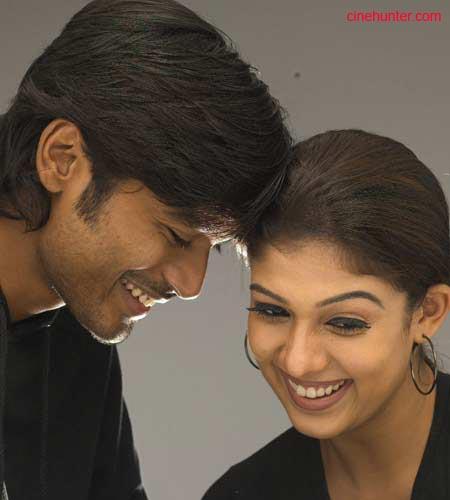 Dhanush & Nayanthara 2