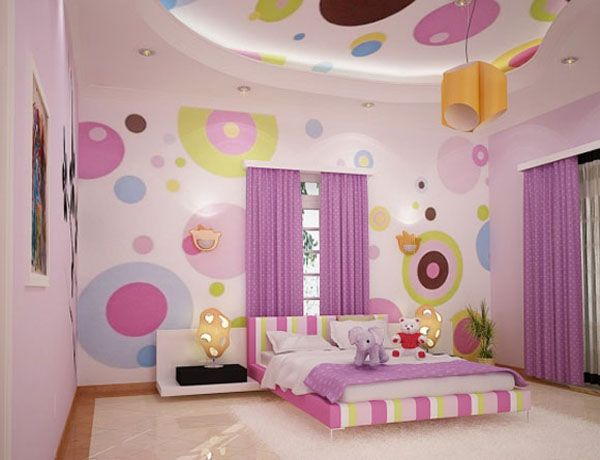 28 Bedroom For Teenage Girls Design Ideas
