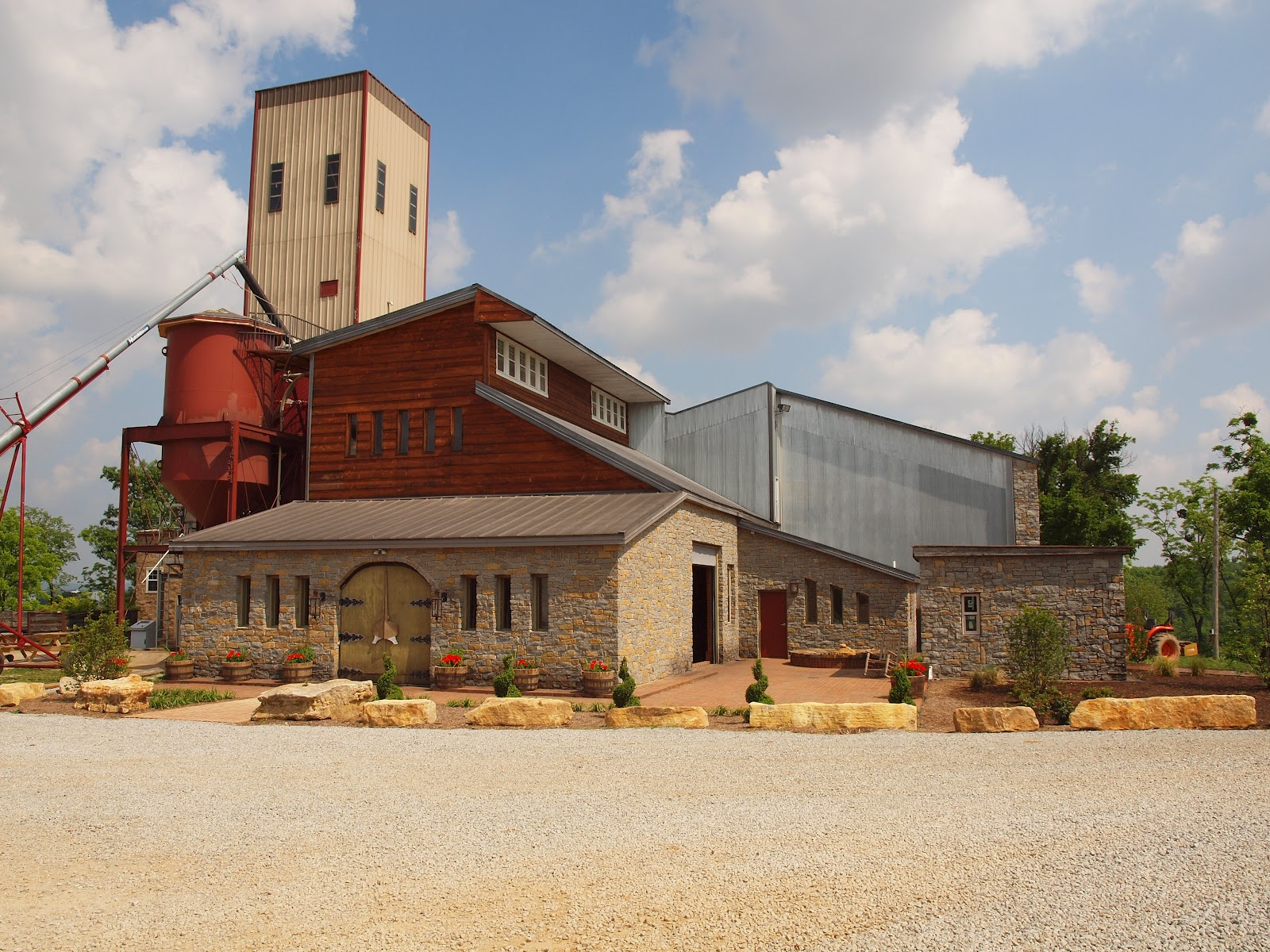 Bardstown Distillery Tour