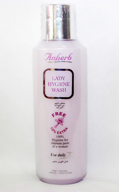 Anherb Lady Hygiene Wash Review