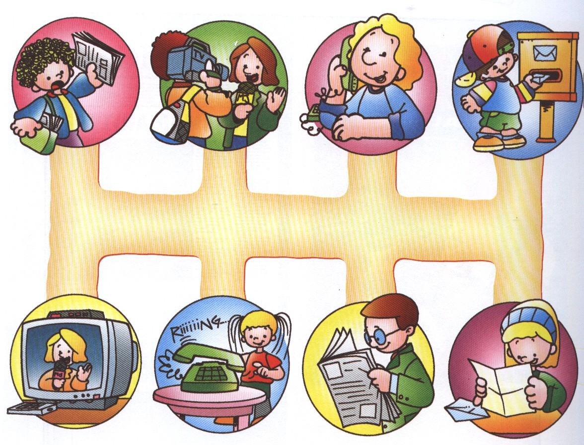 El arcoiris de infantil los medios comunicaciÓn