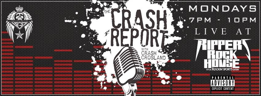 The Crash Report with Crash Crosland