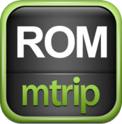 mTrip Travel Guide iPhone App icon