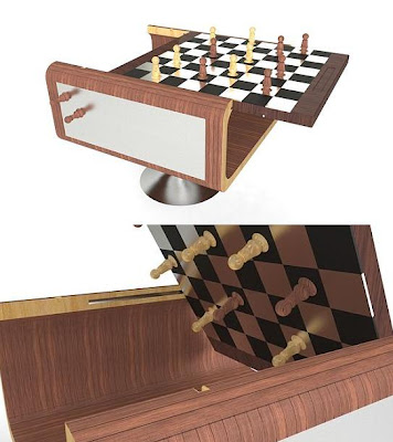Cool and Unusual Chess Sets (15) 5