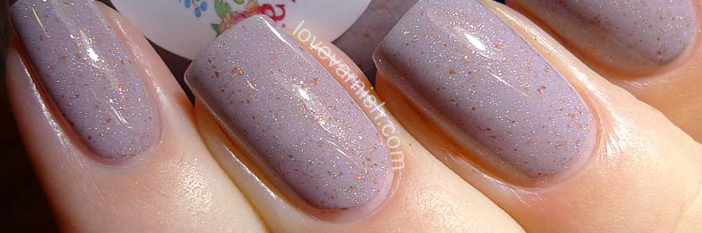 Love Varnish: Swatches & Review // Native War Paints Constable ...