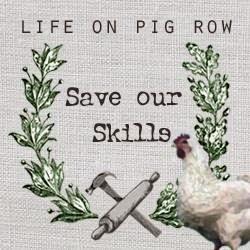 #saveourskills #lifeonpigrow