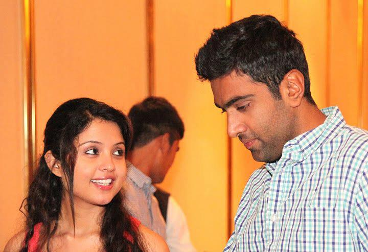 Indian Cricketer Ravichandran Ashwin Wife Prithi Narayanan ...