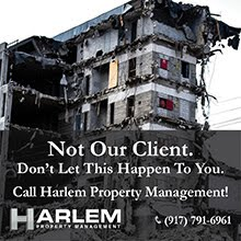 Harlem Property Management
