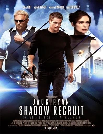 Ver Jack Ryan: Operación sombra (Jack Ryan: Shadow Recruit) (2014) Online