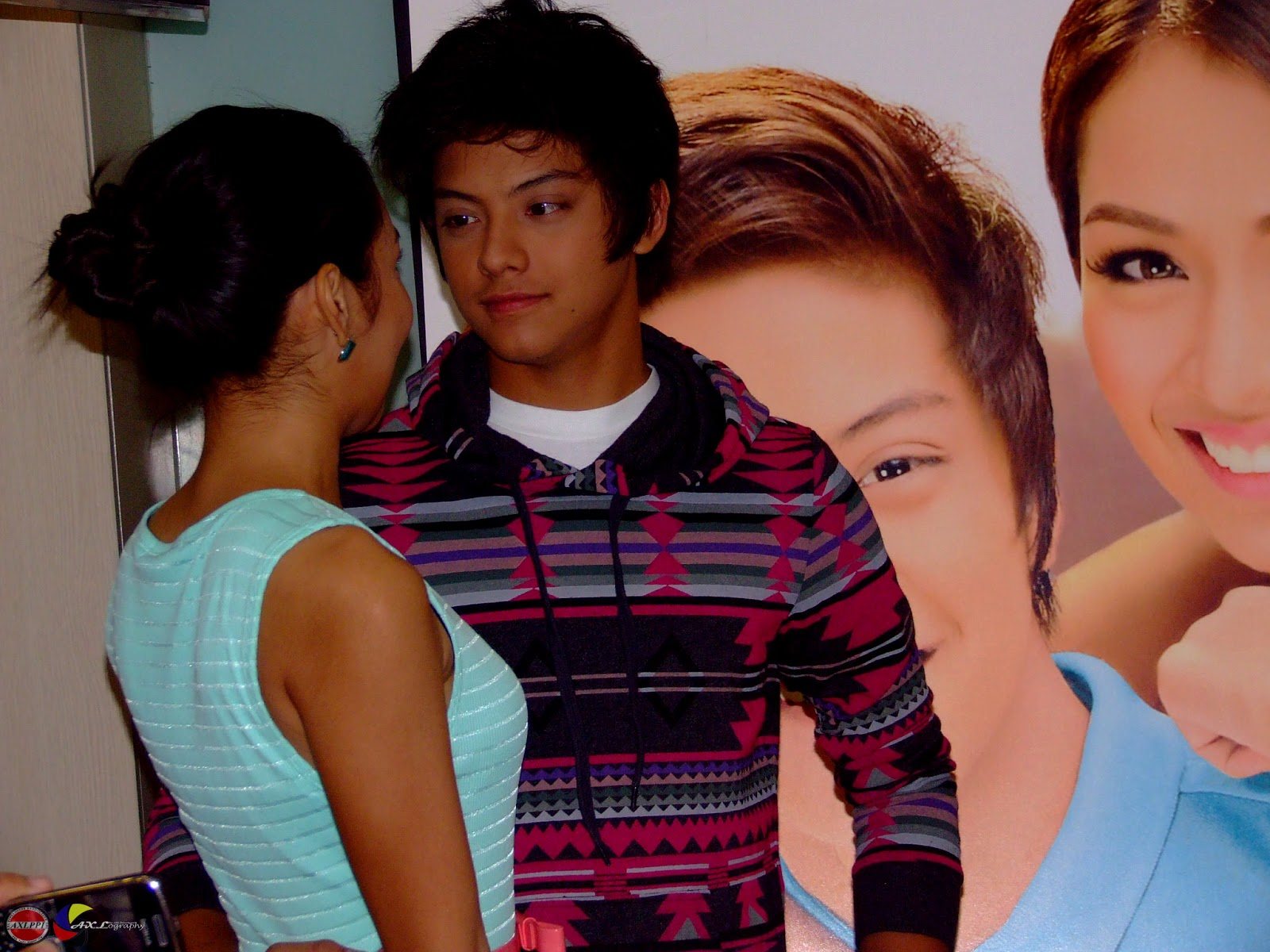 Daniel Padilla and Kathryn Bernardo Must be... Love ~ AXL ...