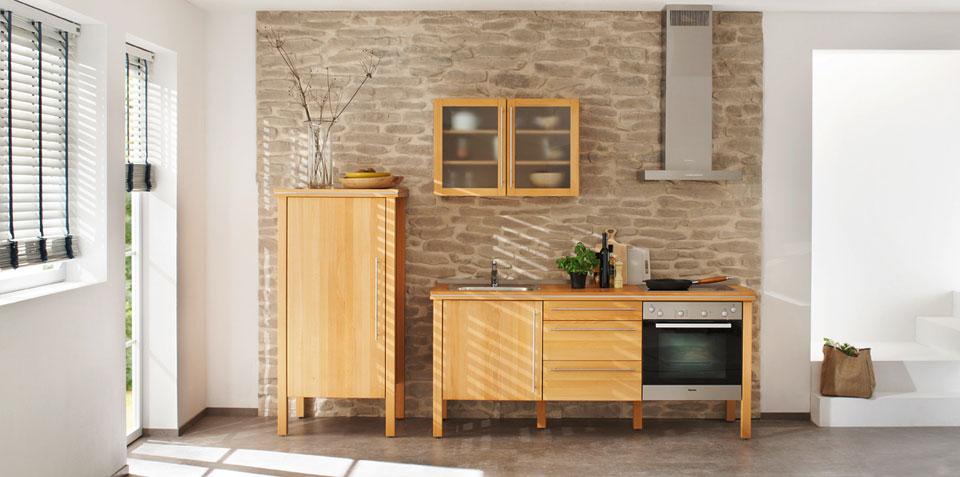 Cocinas de madera maciza todav a existen cocinas con estilo for Muebles de cocina de madera maciza