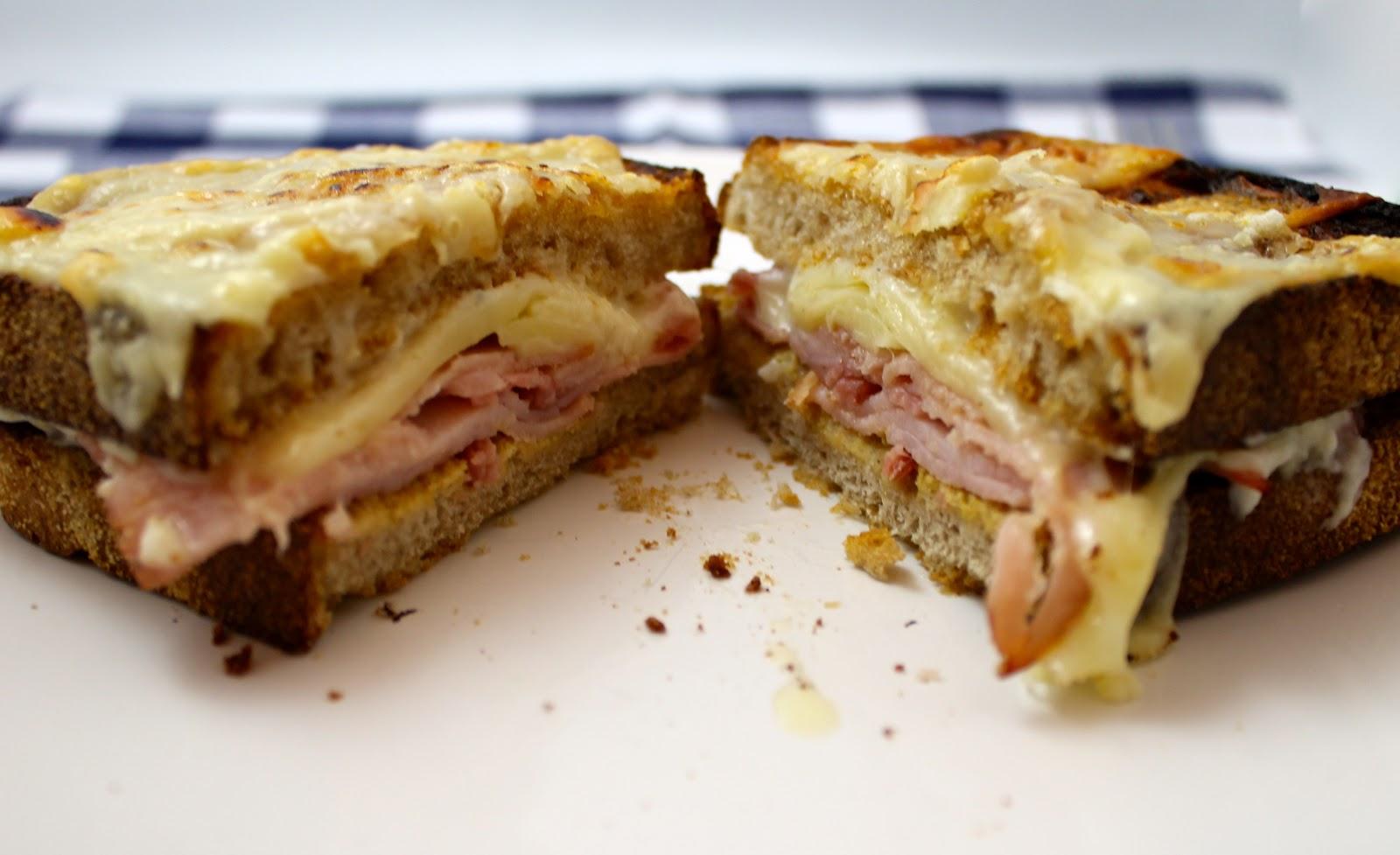 monsieur sandwich la mushroom croque monsieur croque monsieur croque ...