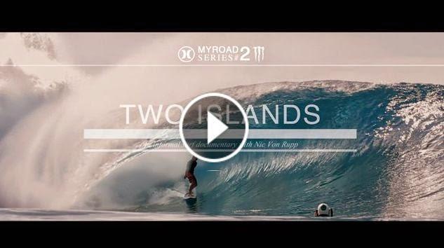 Two Islands My Road Series Vol II