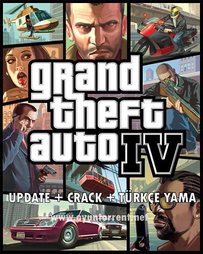 GTA IV Up Date 1.0.7.0 SkidroW Crack.rar