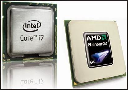AMD & Intel Processor