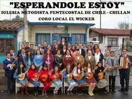 Coro Local El Wicker-Chillán-Esperándole Estoy-