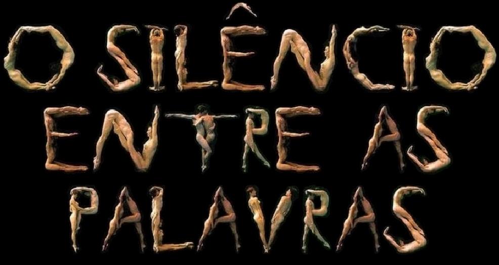 O silêncio entre as palavras