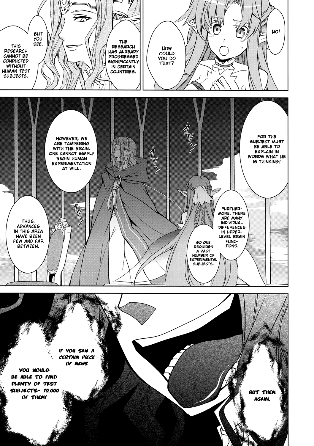 Sword Art Online: Fairy Dance Chapter 3 - Hamtruyen.vn