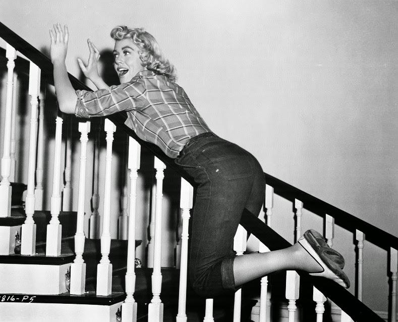 Dorothy Malone Ca 1956 Vintage Everyday