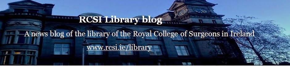 RCSI Library blog
