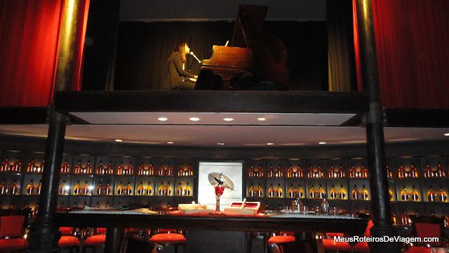 Restaurante Rara Avis - Montevidéu, Uruguai