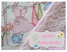 """Gentle Domesticity"" 2016 free BOM"
