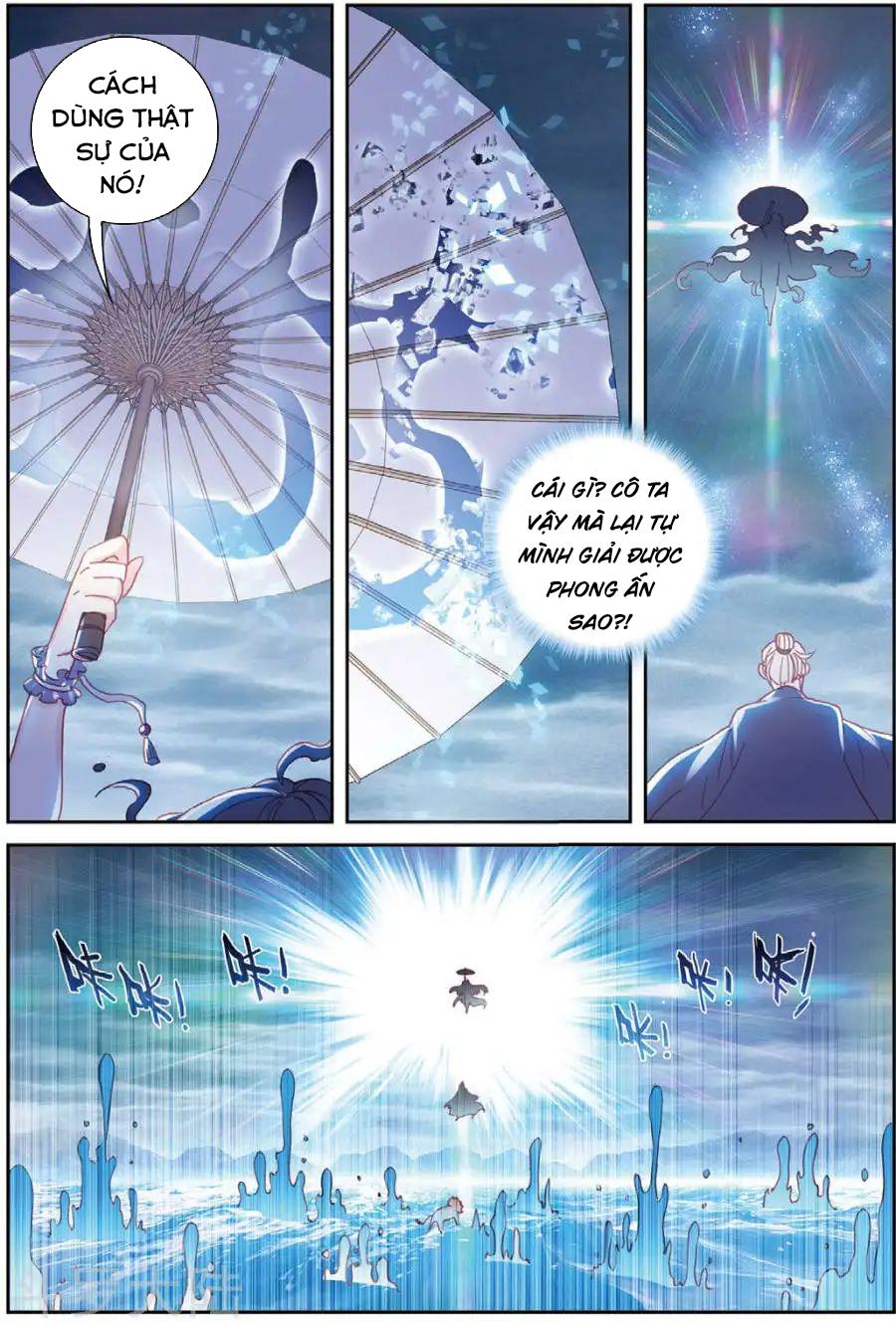 Thế Giới Hoàn Mỹ Chap 98 Upload bởi Truyentranhmoi.net