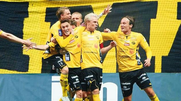 Title challenge Elfsborg on their way!