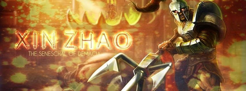 Ảnh bìa Xin Zhao cho Facebook - Cover Facebook Xin Zhao