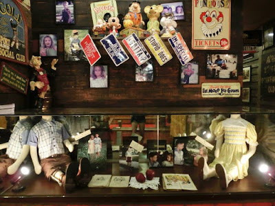 Memorabilia and memento at Bubba Gump Shrimp Co., Kuta