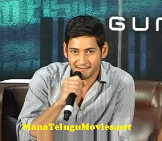 Mahesh Babu's Businessman Success Meet – Video